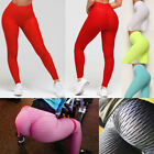 Women's Sports Yoga Leggings Running Gym Workout Pants Fitness Stretch Trousers