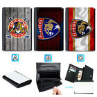 Florida Panthers Leather Women Wallet Coin Purse Card Holder $13.99 USD on eBay
