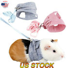 Kyпить Small Pet Harness Leash Vest Traction Rope Collars For Guinea Pig Hamster Animal на еВаy.соm