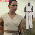 Rey Costume Star Wars The Rise of Skywalker Cosplay Halloween Outfit $64.37 CAD on eBay