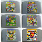 Mario Kart 64 - Party 123 -- Video Game Cartridge For Nintendo N64 Console comprar usado  Enviando para Brazil