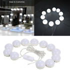 Makeup Bedroom Bathroom LED Decoration Fixtures Wall Mirror Light Cosmetic Lamp