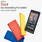 "All-New Kindle Fire 7 Tablet Alexa 7""Display 16 GB-7th GEN,Black-Blue-Red-Yellow"