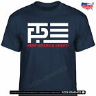 TRUMP Pence Logo KAG T-Shirt -- Keep America Great - usa tee 2020 maga train image