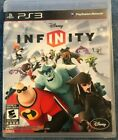 PS3 Disney Infinity Game - Used- great Condition- Hard to Find