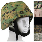 Camo Helmet Cover Tactical Army US Military Combat Camouflage Paintball Airsoft