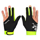1Pc Left/Right Hand Unisex 3 Finger Elastic Billiard Snooker Pool Glove Welcome $3.74 USD on eBay