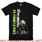 DISTURBED HARD ROCK BAND  T SHIRT MEN'S SIZES image