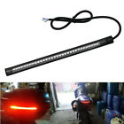 4Flexible Motorcycle LED Strip 48LED Tail Brake Stop Turn Signal Running  SAP
