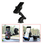360° Car Holder Windshield Mount Brackets For iPhone Samsung Mobile Cell Phone F