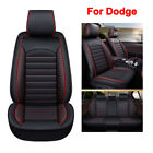 PU Leather Car Seat Cover Protection Cover Fit for Dodge Charger Durango Journey $135.29 USD on eBay