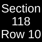 2 Tickets NHL Preseason: Boston Bruins @ New Jersey Devils 9 16 19 Newark,  NJ