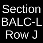 3 Tickets Alice Cooper 11/25/19 Indianapolis, IN
