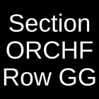 2 Tickets Korn & Alice In Chains 8/6/19 Wantagh, NY