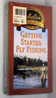CABELA'S GETTING STARTED FLY FISHING New VHS Mike Jansen Jackson Hole Wyoming WY