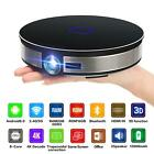 WIFI Android DLP Projectors Home TV Video Theater 16GB 1080P HD HDMI Bluetooth