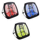 Portable Golf Chipping Net Golfing Target Net Bag, Compatible for Practice