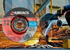 Abracs 115 x 6mm Metal Grinding Disc Depressed Centre Angle Grinder