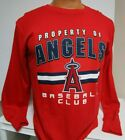 LOS ANGELES ANGELS TEAM MLB LONG SLEEVE MENS JERSEY SHIRT NEW  723 on Ebay