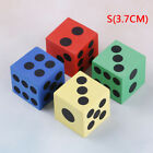 Specialty eva foam playing dice block party toy game prize for children`US