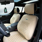 Luxury Seat Covers PU Leather Front Bucket Front Set w/ Gift 4 Color Options $129.99 USD on eBay