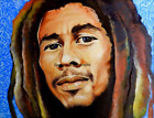 Bob Marley Limited Edition A4 A3 A2 PRINT of Original Oil Painting