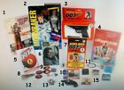 1970-80s JAMES BOND 007 Movies -- CAP GUN MAGAZINE PINBACK POSTER PUZZLE RPG $54.96 USD on eBay