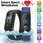 "Smart Bracelet Watch Wrist 0.95"" AMOLED Screen Tracker GLOBAL VERSION Waterproof"