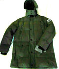 ARCTIC EXPEDITION Mens Down Coat Military Green Polyester Blend Parka-15 Degr~XL