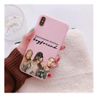 Ariana Grande Social House Boyfriend Colored Soft silicone Phone Case For iPhone