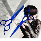 NEW PROFESSIONAL Barber HAIR CUTTING & THINNING SCISSORS SHEARS HAIRDRESSING SET
