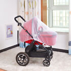 Universal Baby Kids Stroller Pushchair Mosquito Fly Insect Net Mesh Cover New