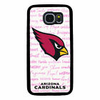 ARIZONA CARDINALS PHONE CASE FOR SAMSUNG GALAXY S6 S7 S8 S9 S10 E PLUS EDGE NOTE $14.99 USD on eBay