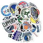 Waterproof 30 NBA Team Logos In One Bag OR CHOOSE YOUR TEAM Vynil Stickers on eBay