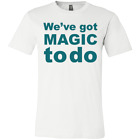 Pippin Magic to do Unisex Jersey Short-Sleeve T-Shirt image