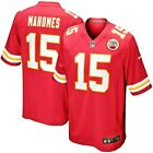 Patrick Mahomes Men's Red Home Jersey XL and XXL Free Ship