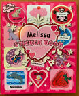 Novelty Kids Personalised 108 Sticker Book girls names