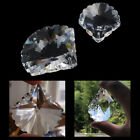 1Pc Sector Crystal Prism Chandelier Glass Lamp Parts Window Hanging SuncatcPDH