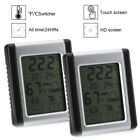 x2 x1 Digital Hygrometer Thermometer Temperature Humidity Test Meter Indoor LCD