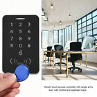 Touching Screen Password Keypad ID Card For Single Door Access Control System