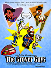 """""""The Grover Guys"""" Official Short Film Poster - MEDIUM SIZE (11 x 14 - 24 x 36)"""