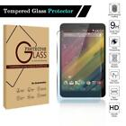 For HP Slate 7/Stream 7 Tablet - Tempered Glass Screen Protector Cover Film
