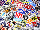 National Football League Sticker Sheet NFL Laptop Stickers NFL Stickers decals $9.32 USD on eBay