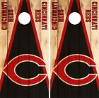 Cincinnati Reds Cornhole Skin Wrap MLB Wood Decal Vinyl Board Logo DR582 on Ebay