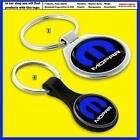 MOPAR Key Ring Metal Silver Keychain Auto Logo T Shirt Accessories Equipments $9.5 USD on eBay