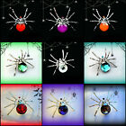 SPIDER PIN~WOMENS ADULT HALLOWEEN COSTUME SEXY WICKED WITCH VAMPIRE ACCESSORY