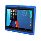 Kids Tablet 7 Inch Android 4.4 Quad Core 8GB Dual Camera WiFi Children Tablet