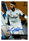 2018-19 Topps Finest UEFA Soccer Parallel and SP Auto Refractors (You Pick)