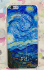 Vincent Van Gogh The Museum Art Hard Case Cover For iPhone Samsung  Huawie New