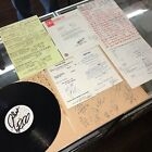 Autographed The Who Live at Leeds(Summertime blues)orig.1970 Decca 79175 With